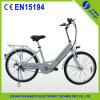 24 polegadas 36V Electric E Bike Lithium Battery Electric Bicycle