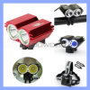 2000lm 2Xのクリー語Xm-L U2 20W LED Head Front Bicycle Lamp Bike Light