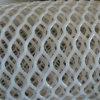 Maille expulsée hexagonale blanche/réseau ordinaire en plastique