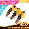 cheveux de trame brésiliens d'Ombre de mode de cheveux humains d'Ombre de 14  deux tonalités