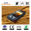 4G industrial Smartphone con el explorador del código de barras del programa de lectura/laser de la huella digital Sensor/RFID