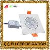 Luz de painel AC85-265V da lâmpada do teto da iluminação do diodo emissor de luz 3W