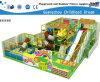 Campo de jogos interno da série animal com corrediça plástica (HC-22325)