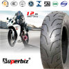 10 Inch Rubber Motorcycle Tire (120/90-10) (130/70-16) .