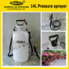 14L giardino Pressure Sprayer, Hand Operated, House Cleaning, giardino Watering, Pest Control