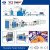 Doces Central-Enchidos T300-F industriais do Toffee do produto que fazem a linha