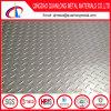 plaque Checkered de l'acier inoxydable 304 409