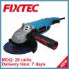 Rectifieuse de cornière électrique des machines-outils de Fixtec 1800W 180mm