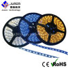 Tira flexible Light-120 LEDs/M de 3528 SMD en el color blanco del RGB del verde amarillo del bulbo rojo