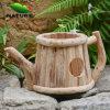 중국 제조 나무로 되는 화분 & 재배자