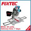 Scies de mitre de Fixtec 1400W 210mm pour le bois (FMS21001)
