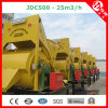 Único Shaft Forced Concrete Mixer, Concrete Mix Machine, Concrete Mixture (JDC350 e JDC500)