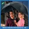 Parasol recto de la boda del paraguas del amante automático promocional de los pares de los items de lujo