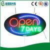 Граница СИД Hidly зеленая раскрывает знак 7 дней (HSO0232)