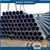 黒い鋼管の溶接管ERWの管