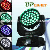 36*10W RGBW 4in1 크리 말 LED Wash Moving Head