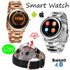 Inteligente Reloj Bluetooth del teléfono móvil con el monitor del ritmo cardíaco (L2H)