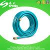 Tubulação de água trançada da tubulação do jardim do PVC da fibra macia e flexível