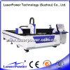 Buena cortadora plateada de metal del laser de la fibra del precio 500W de Laserpower