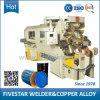 Máquina de soldadura automática do elevado desempenho para a fabricação do cilindro de aço