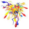 Mund durchgebrannte Murano Glasleuchter-/Glass-Beleuchtungen in Mehrfarben (SA6080MU)