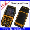 Cartes duelles du téléphone portable imperméable à l'eau SIM de Ztc avec la torche et le rayon infrarouge (007)