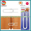 Heißer Verkauf! ! ! Baby Safety Door Gripper/Cabinet Latch für Ostern Day Promotion