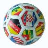 旗の印刷を用いるビニールのサッカーボール