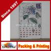 Изготовленный на заказ календар стены печатание (4324)