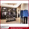Brand Menswear ShopのためのWooden Display Furnituresをカスタマイズしなさい