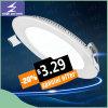 éclairage LED Utral-Thin Panel Light de 85-265V 15W Round