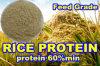 تغطية درجة أرزّ بروتين وجهة مع [كمبتيتيف بريس]