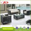 Rattan grande mobília ao ar livre tecida Dh-821