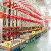 Racking Cantilever do Dobro-Lado seletivo resistente do armazenamento do armazém