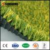 Alfombra plástica barata material de la hierba del PPE de la decoración del jardín