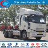 Uitstekende Faw 420HP 6X4 Tractor Truck met Righthand Steering