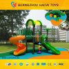 Small poco costoso Outdoor Playground per il parco di divertimenti (HAT-002)