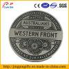 Kundenspezifische rohe Metallherausforderungs-Münze