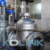 Form-Stahl-Absperrschieber-Fahrwerk-Operations-Hochdruck