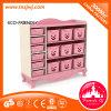 Cer Approved Daycare Wooden Children Wardrobe Cabinets für Sale