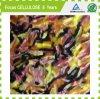 2015 nouvelles feuilles matérielles matérielles d'acétate de cellulose de clip de cheveux
