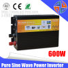 600W de alta frecuencia de onda sinusoidal pura inversor solar