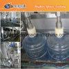 Máquina de rellenar rotatoria del agua de 5 galones