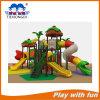 Im Freienkind-Spielplatz-Gerät