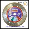 Los discos de corte de diamante para azulejos cerámicos