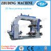 Le PLC commandent la machine d'impression pour le sac/papier/feuille de plastique tissés par pp