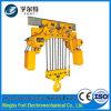 Alzamiento de cadena eléctrico de Futaba de 20 toneladas de la construcción 6kw de la alta calidad (HETL20-08)