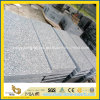 G612 Green Granite Flamed Floor Tile / Paving Tile for Outdoor