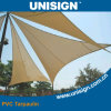 PVC impermeabile e Anti-UV Coated Tarpaulin per Sunshade