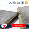 Rot und Grey Color Container House Floor MgO Board